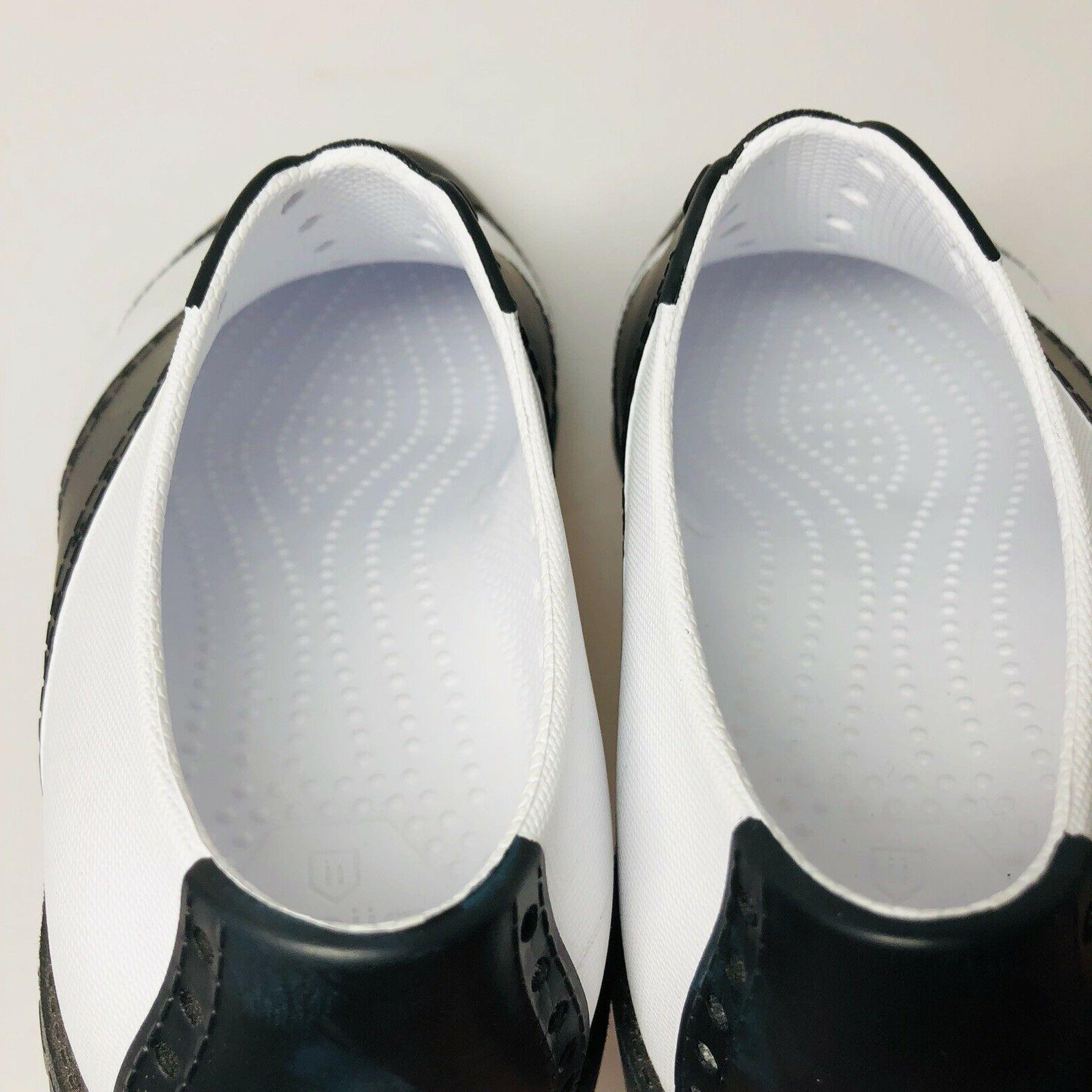 Biion Golf Shoes Classics BCL-1004 Men 9 Saddle