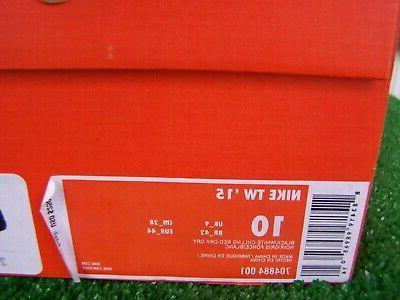 Nike Tiger Woods Shoes US Medium Waterproof