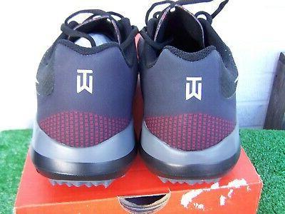 Nike TW '15 Black Shoes Size Medium NEW