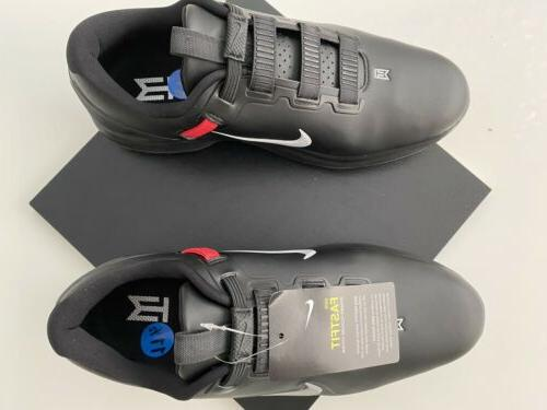 Nike Golf Tiger TW71 Fit Shoes CD6300-001 Size 11.5