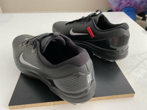 Nike TW71 Fast Shoes Black Size 11.5