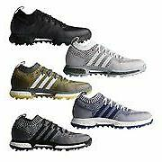 Adidas Golf Tour360 Knit Shoes ADAPTIVE SUPPORT & ULTRALIGHT