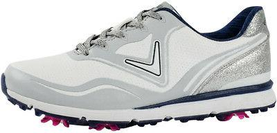 Callaway Shoes White/Navy