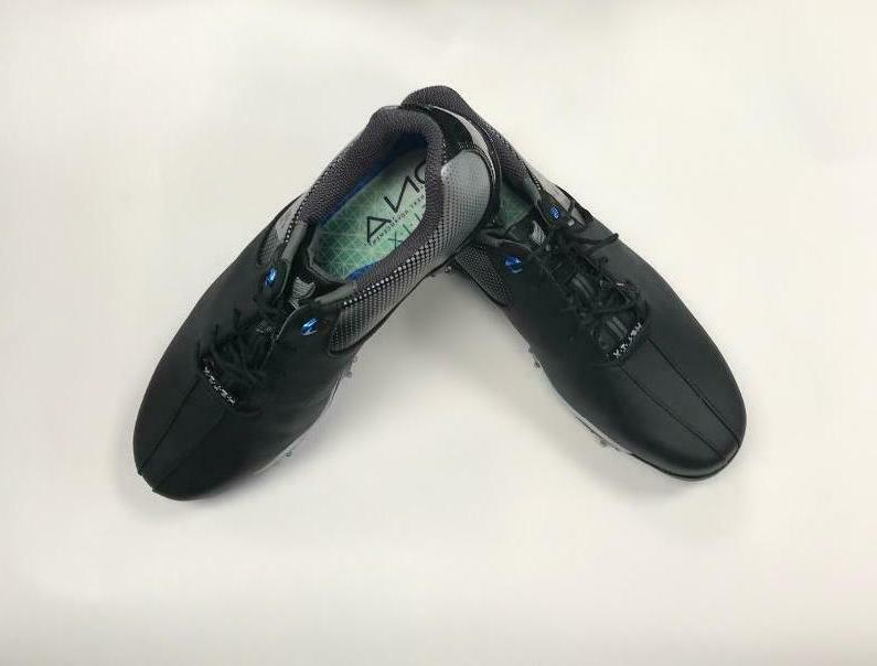 helix dna black golf shoes 7 5