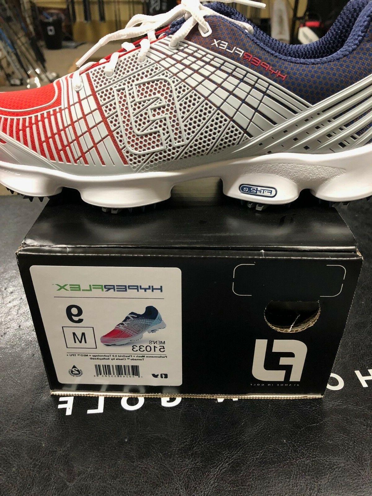 Footjoy Hyperflex Golf Shoes-FJ Hyperflex-51033-FREE SHIPPIN