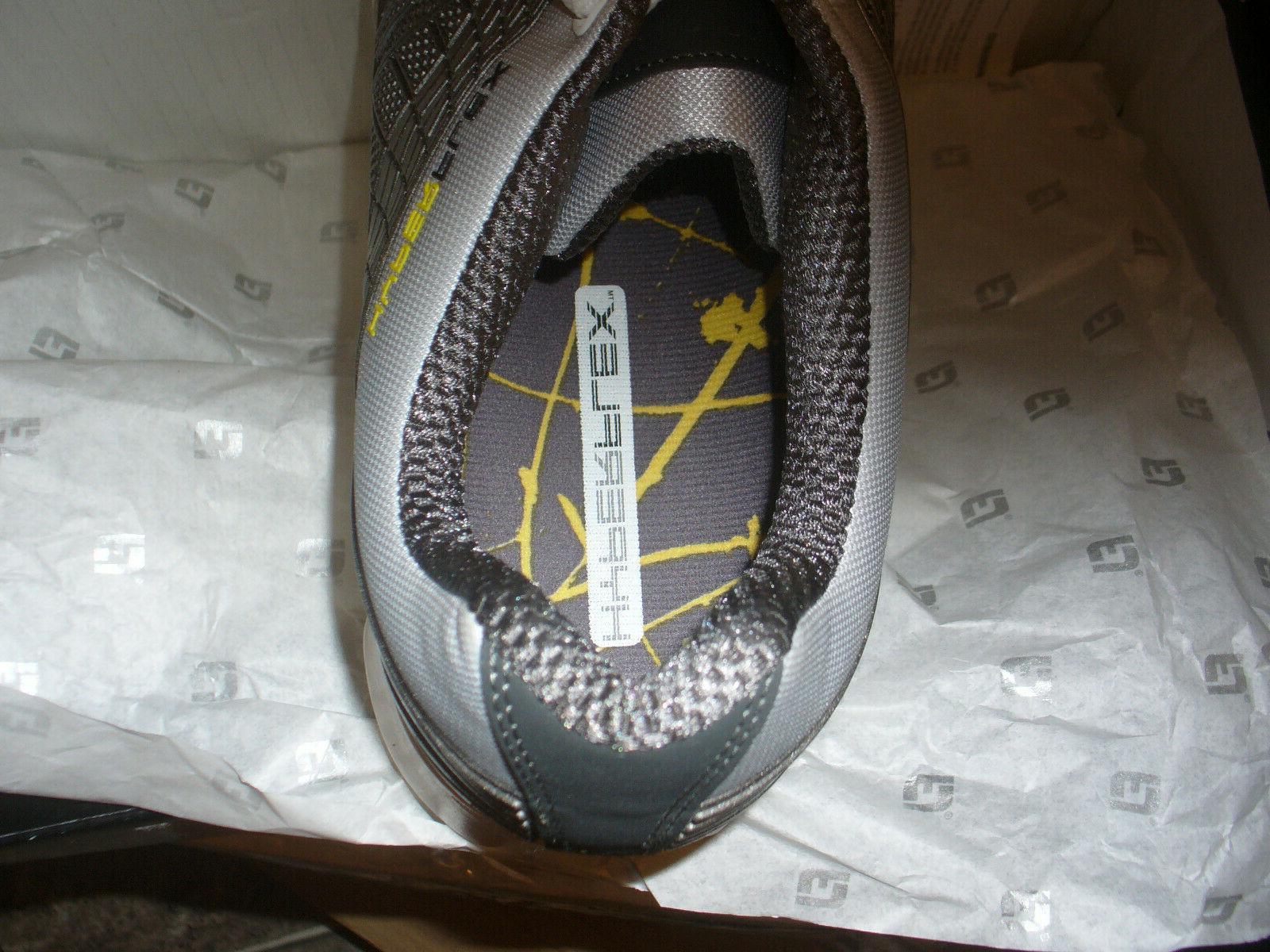 Footjoy Hyperflex II Size Grey/Sil Shoe Golf NEW BOX