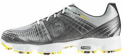 hyperflex ii golf shoes 51036 silver men