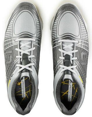 Footjoy Shoes Silver