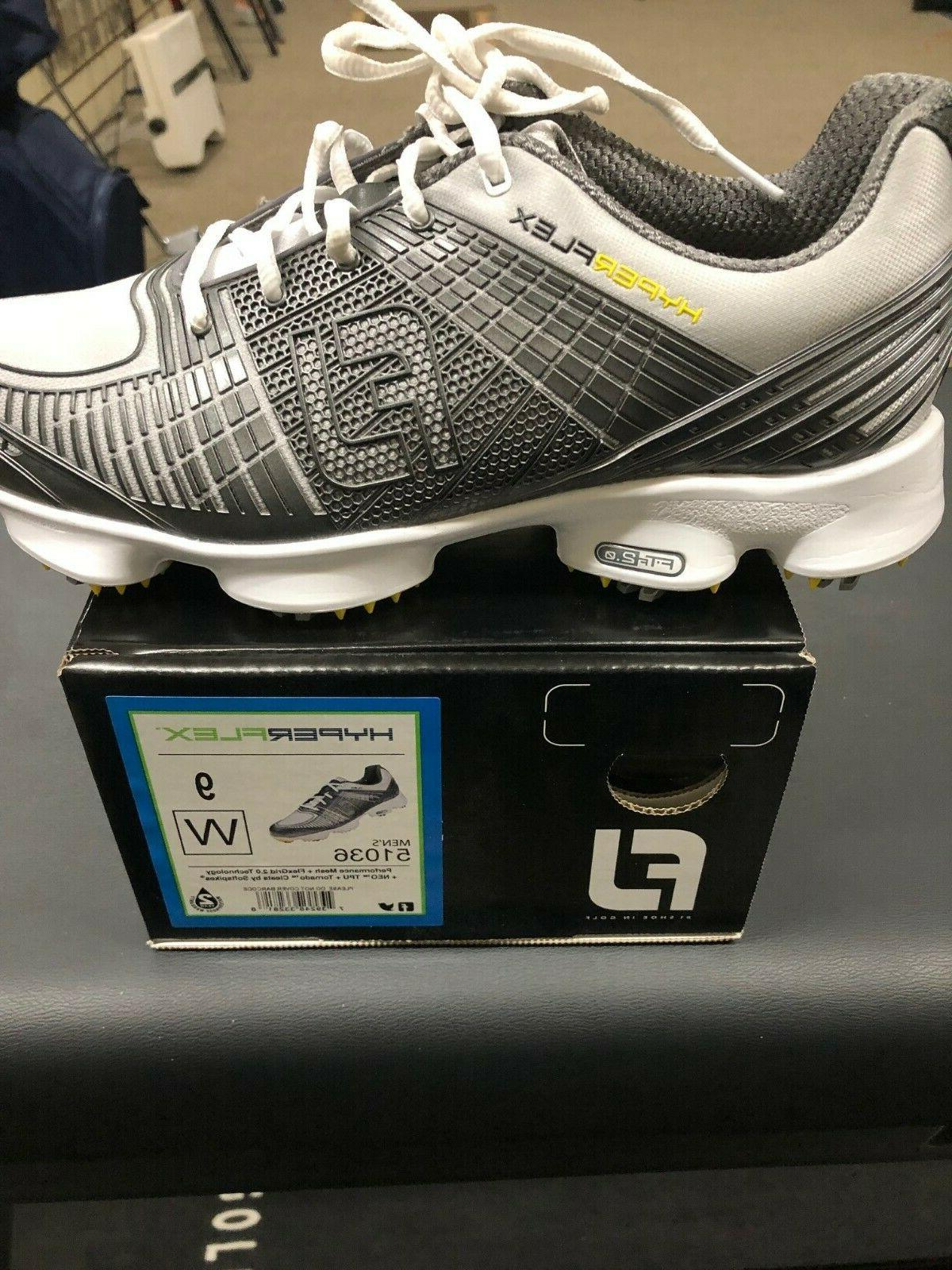 hyperflex ii golf shoes style 51036 free