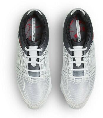 Footjoy Hyperflex Golf Shoes White/Black Size Width