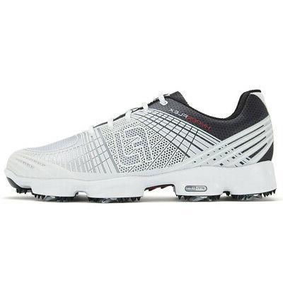 hyperflex ii golf shoes white black choose