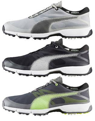 Puma Ignite Drive Sport Golf Shoes Waterproof Men's New - Ch