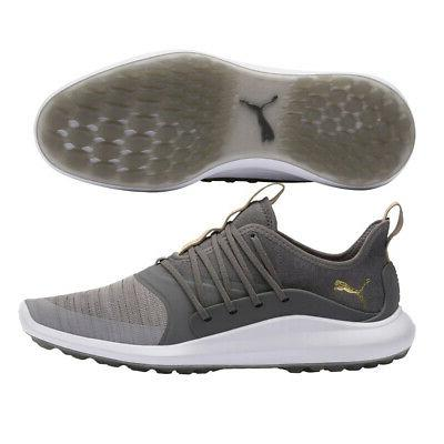 ignite nxt solelace golf shoes 2019 gray