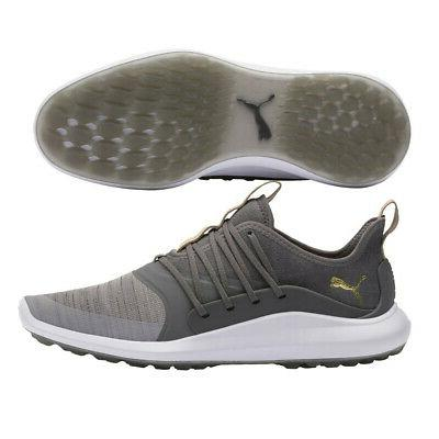 ignite nxt solelace golf shoes gray 9