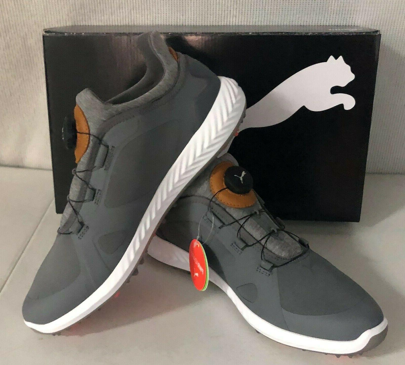 Puma Ignite Mens Golf Shoes - Quiet