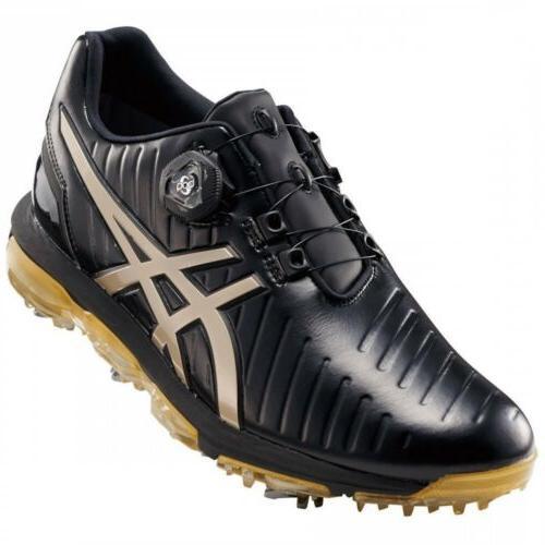 Asics Japan Golf Shoes GEL-ACE PRO3 Boa Soft Spike TGN919 Bl