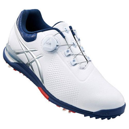 Asics Japan Golf Shoes GEL-ACE TOUR Boa Soft Spike TGN923 Wh