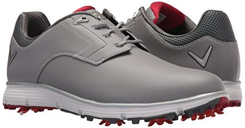 Callaway Shoe Grey/red M