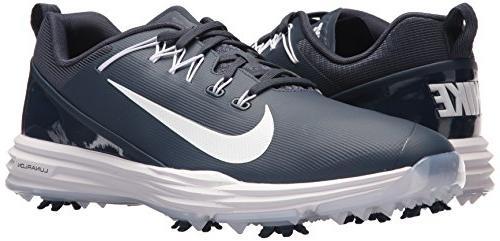 NIKE Men's 2 Shoe, Blue/White/Ocean US