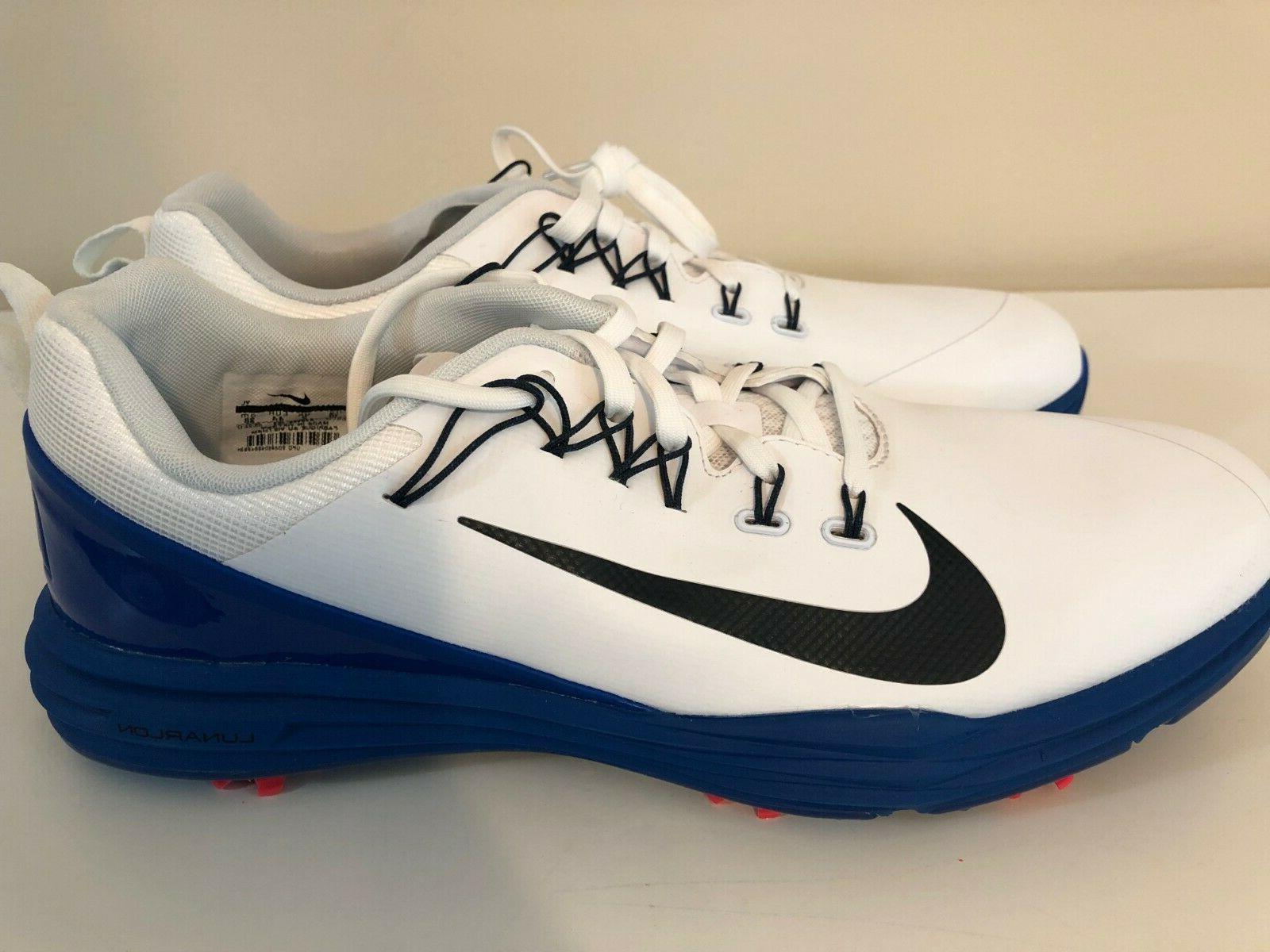 Nike Lunar Golf Blue 849968-103