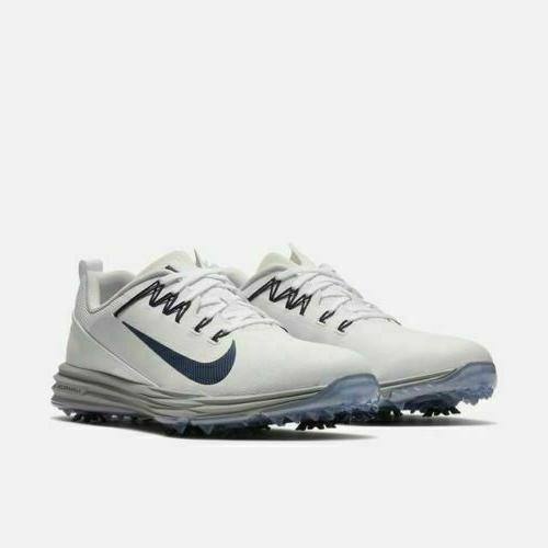 Nike White Thunder Grey 849968-106 Men's Cleats