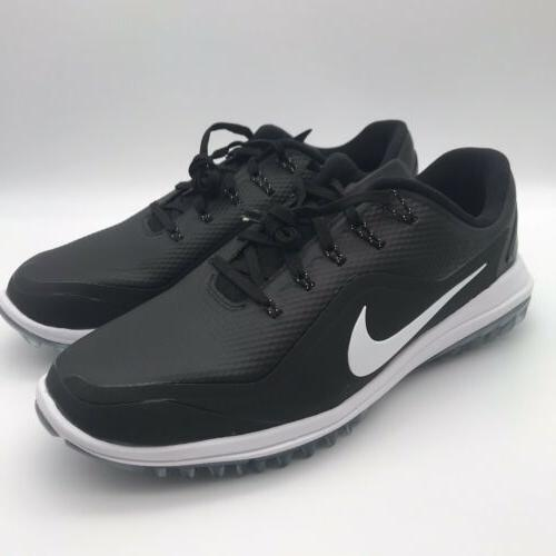 lunar control vapor 2 golf shoes black