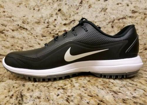 Nike Control 2 Mens Size Golf Shoes Black 899633 002 Spikeless