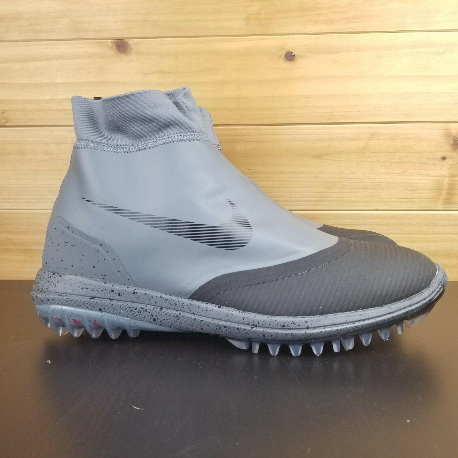Nike Lunar Vaporstorm Shoes Gray Black Men's