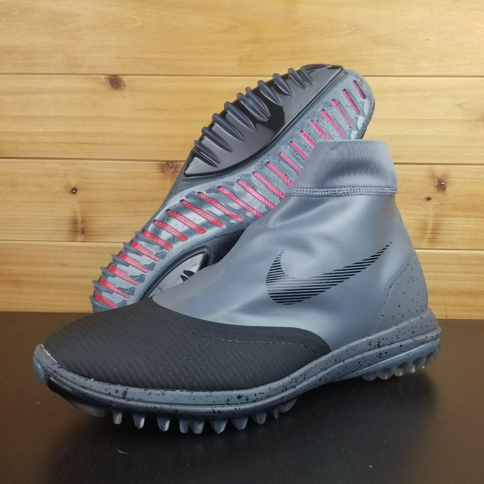 Nike Lunar Shoes Gray Black Men's