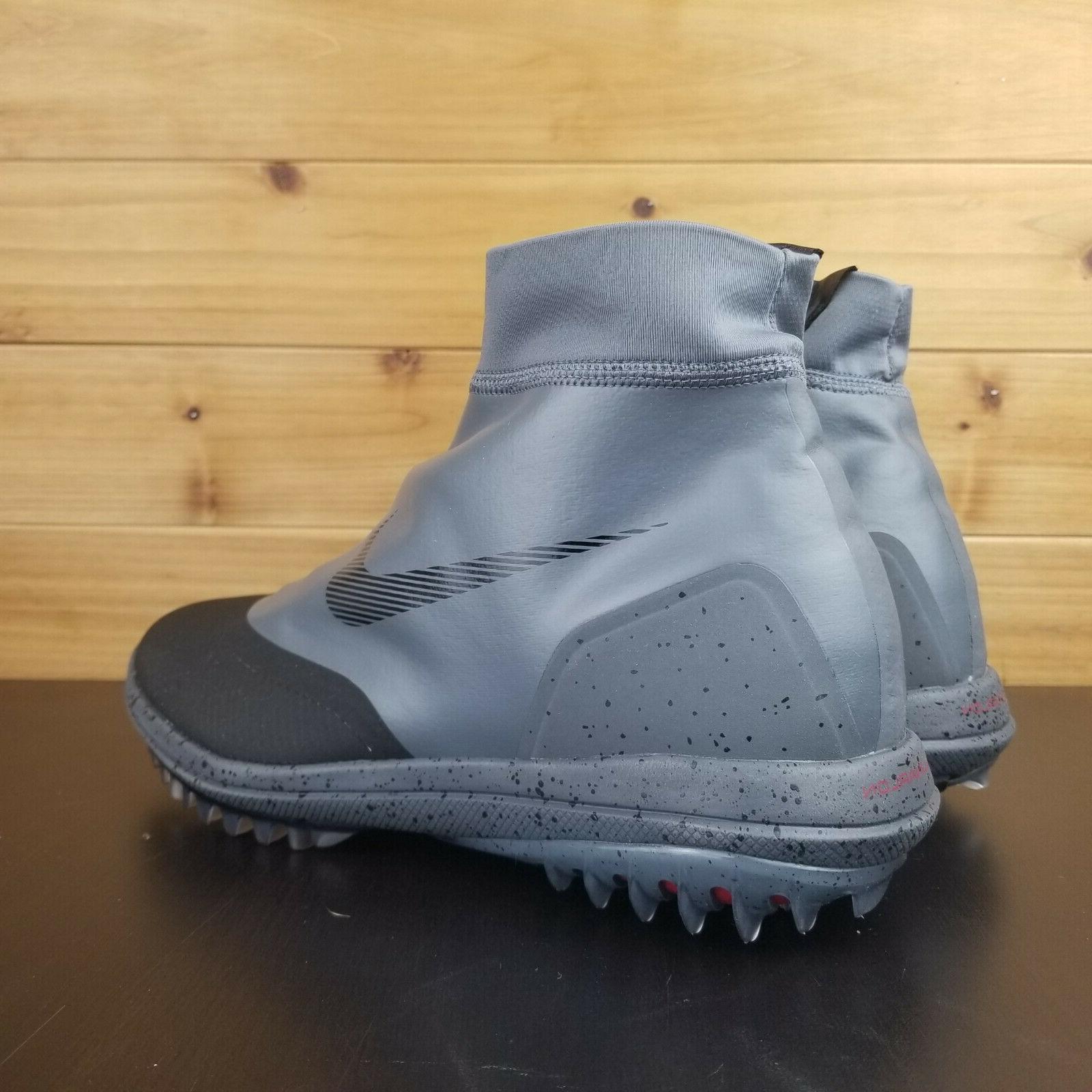 Nike Vaporstorm Shoes Black 918623-003 Men's Wide Waterproof