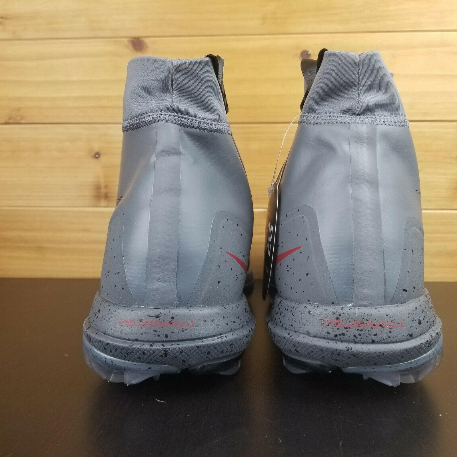 Nike Lunar Vaporstorm Shoes Gray Men's Waterproof