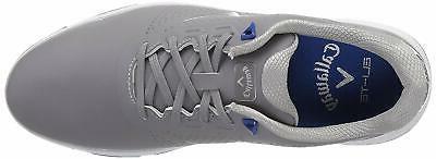 Callaway Men's Golf Shoes Grey/Blue Size 10.5M