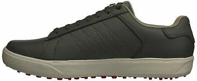 Skechers Drive Golf Charcoal/Red 13 Wide