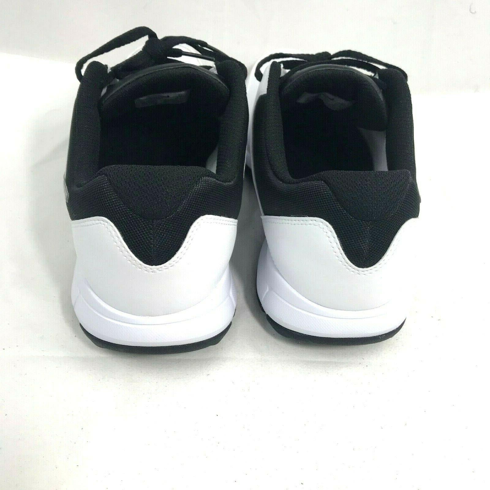 Nike Golf Shoes Wide Width White Black 844551