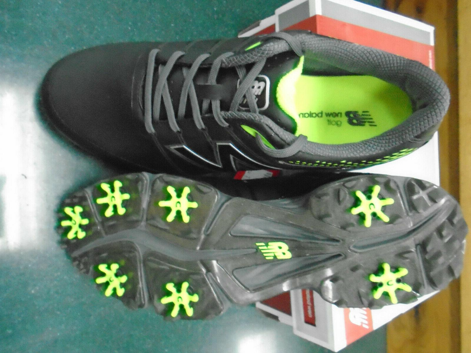 New Shoes Model Black/Green Size