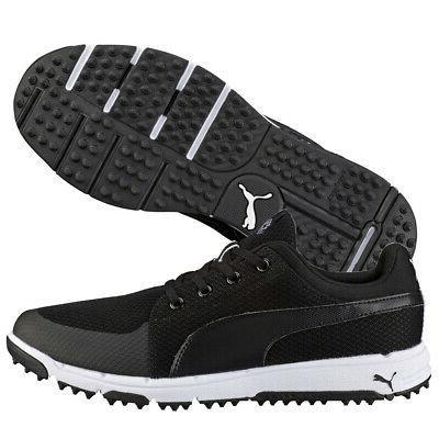 Tech Spikeless Mesh Shoe, Brand New