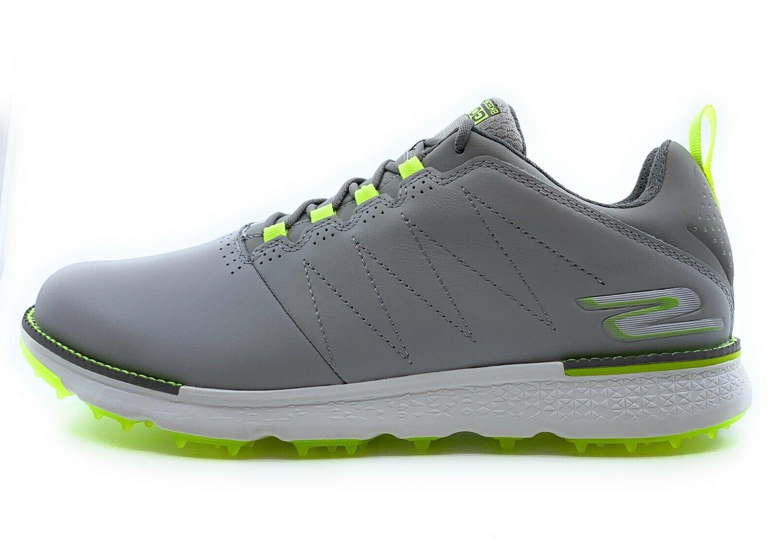 Skechers Golf Go Golf Elite V.3 Gray/Lime