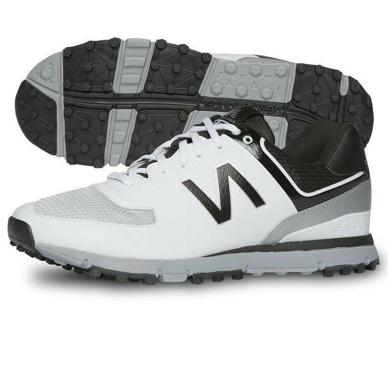 Spikeless Golf White/Black