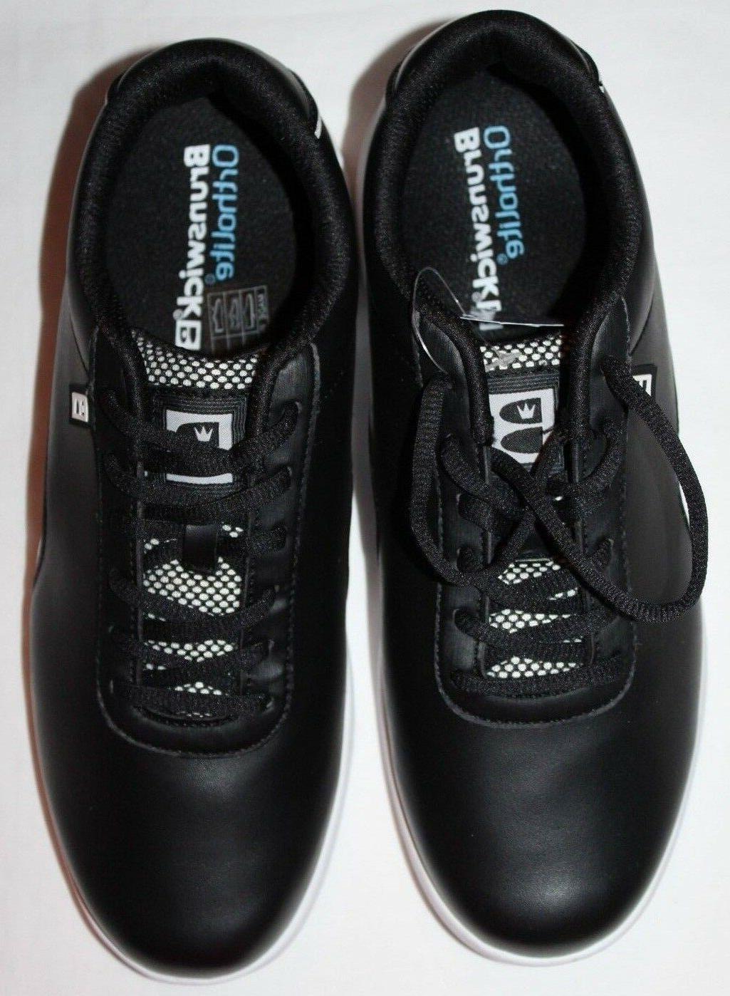 Brunswick Prelude Black Shoes Size 10.5 Medium