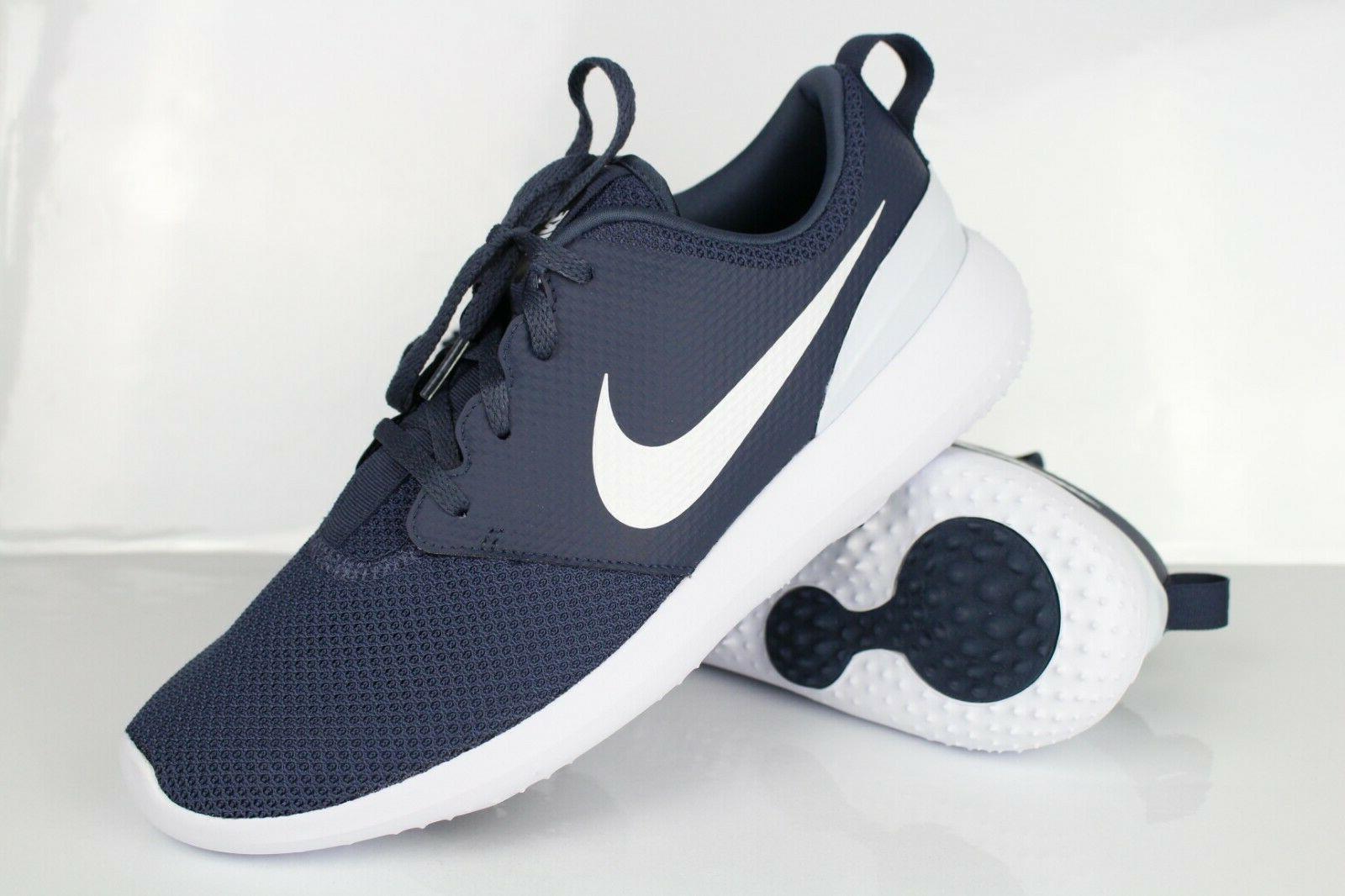 Nike Men's Roshe G Golf Shoes Thunder Blue