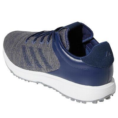 Adidas Men's Golf Shoes 1-Year Waterproof Warranty •