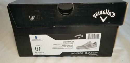 Callaway Men's Size Highland Shoes