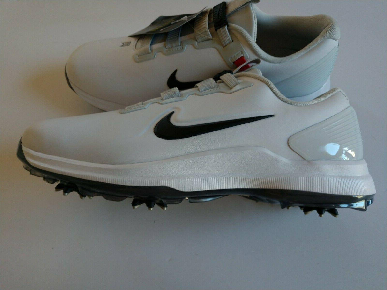 Nike Men's Woods TW71 Fastfit White Black sz