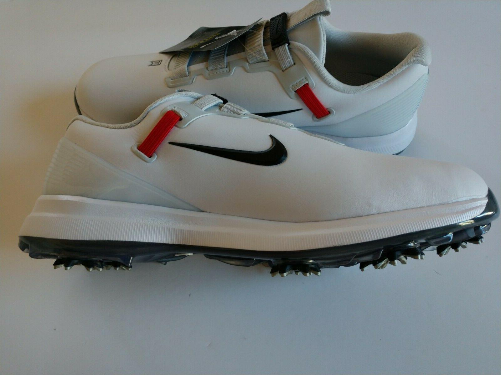 Nike Men's Woods White Black sz 11.5 CD6300-100