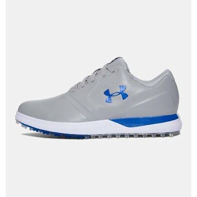 men s ua performance spikeless golf shoes