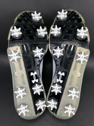 Under UA Tempo Tour Shoes White 11.5