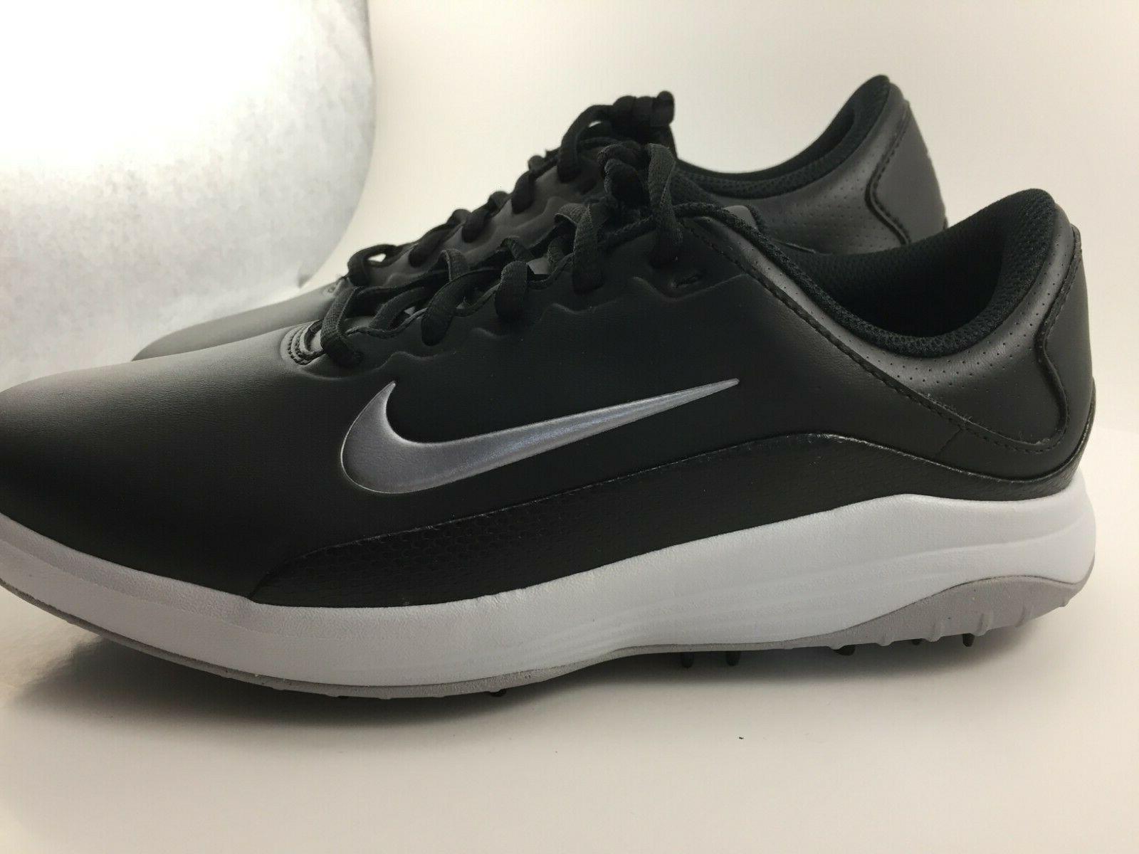 Nike Vapor Golf Shoes Black Cleats