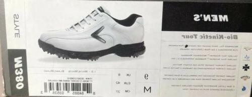 men white golf shoes size 9 golf