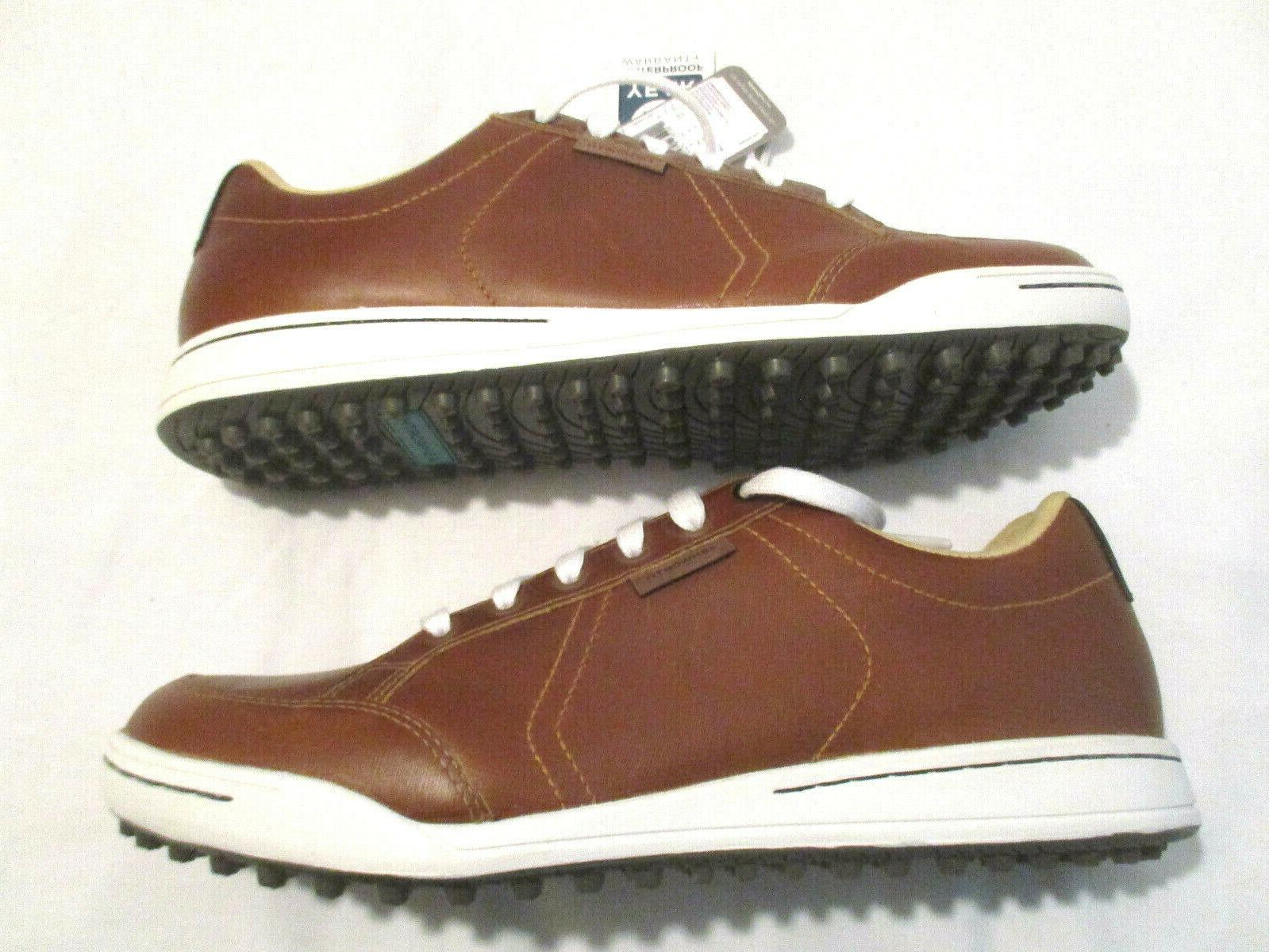 Ashworth Mens ADC Golf Shoes 8.5