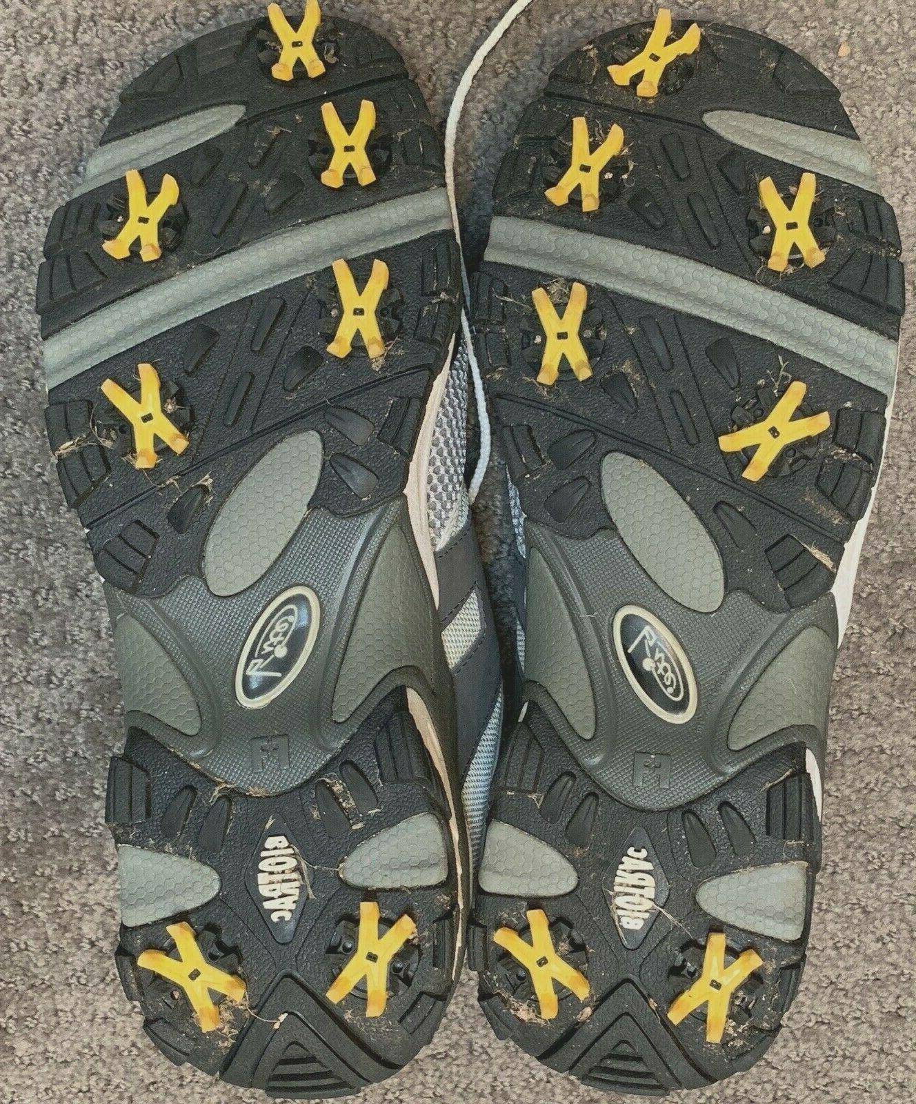 Mens Shoe Size Gray Sneaker Style